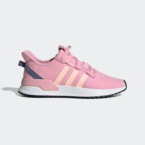 Adidas U Path Women's Sneakers (Pink)